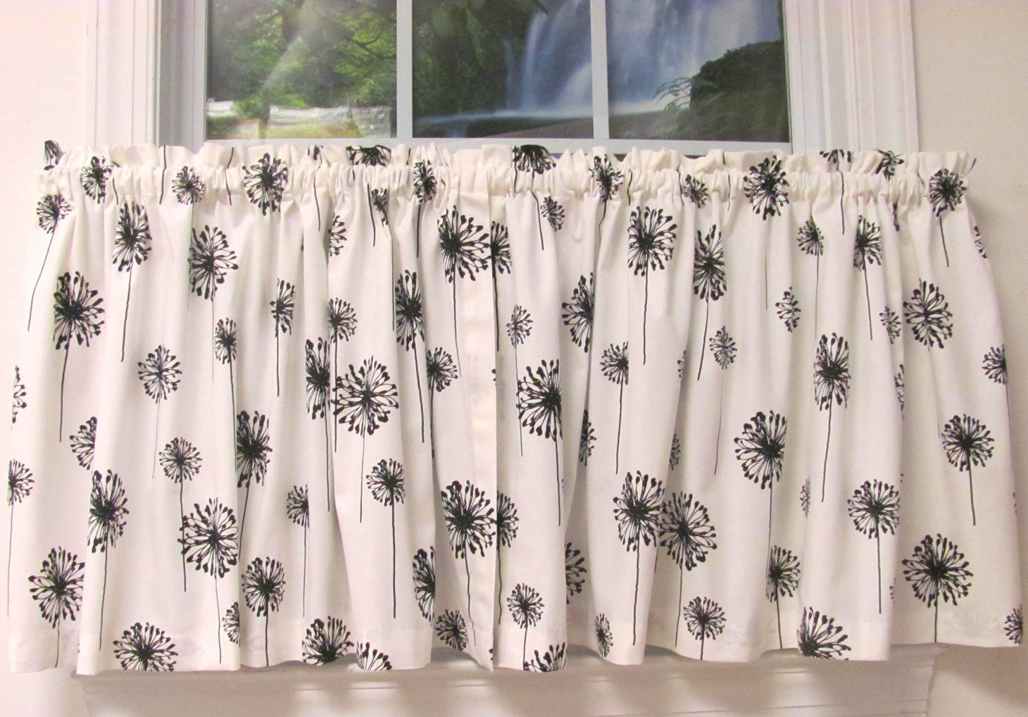 Black and white curtains - Black And White Curtains 51