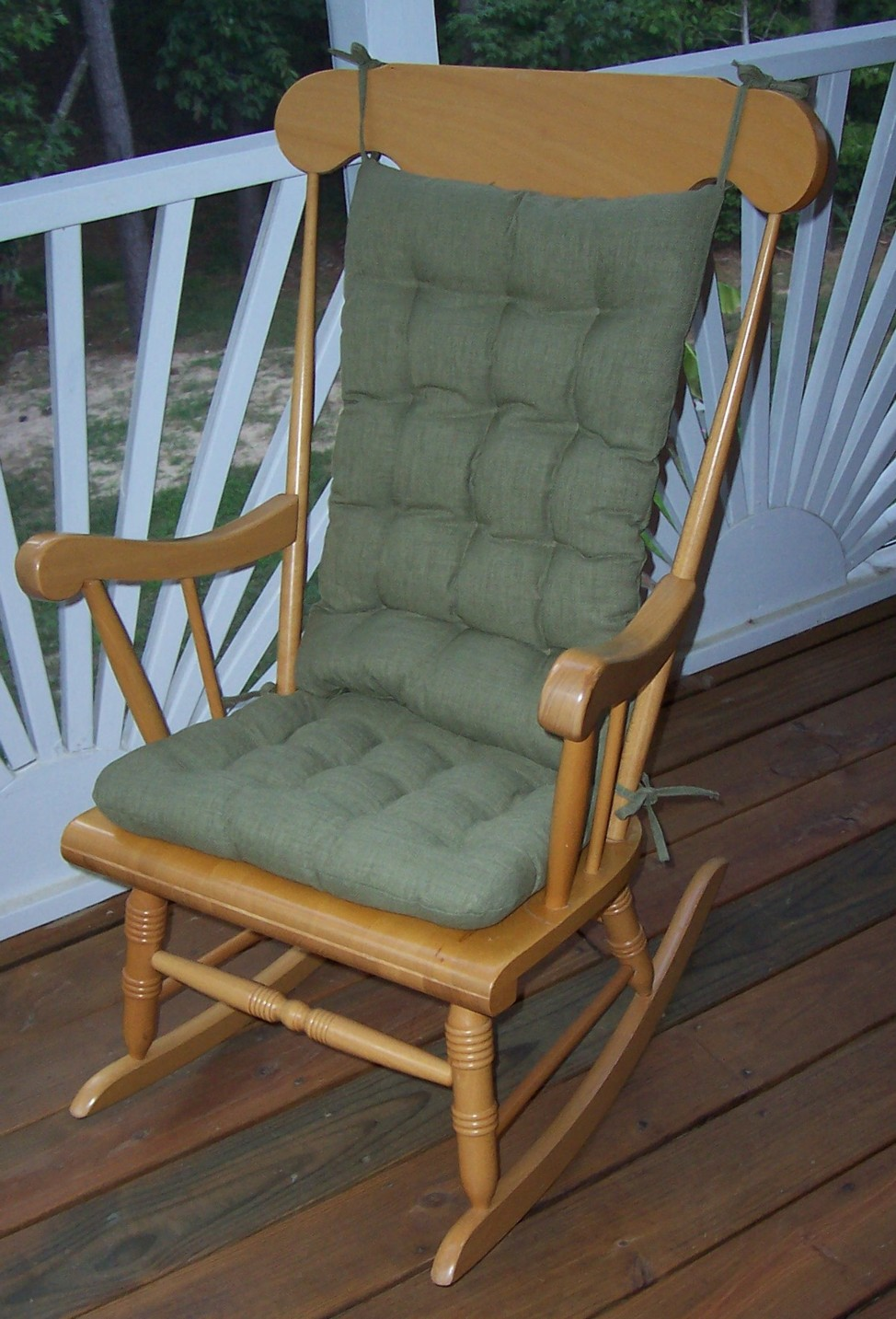 Rocking chair cushion sets and more clearance - Indoor bench cushions clearance ...