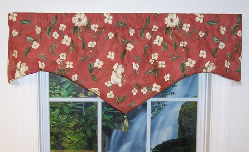 Regal Valance - Magnolia Vine (CLEARANCE)