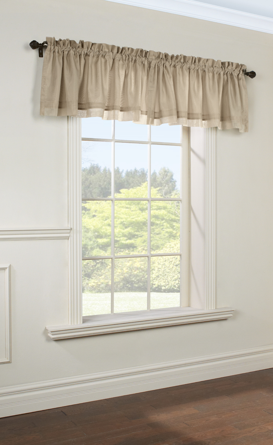 sheer treatments and emelia valances swag v window valance x p pair