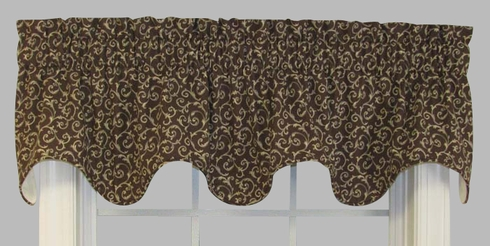 Tremblay Scallop Valance