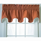 Scallop Valance - Tyvek  - Closing Out