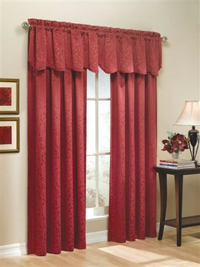 Scalloped Valance - Whitfield