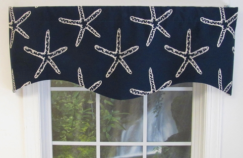 Starfish M Valance - SOLD OUT