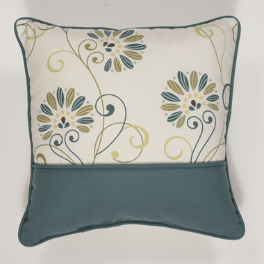 Square Pillow - Suzette by Thomasville