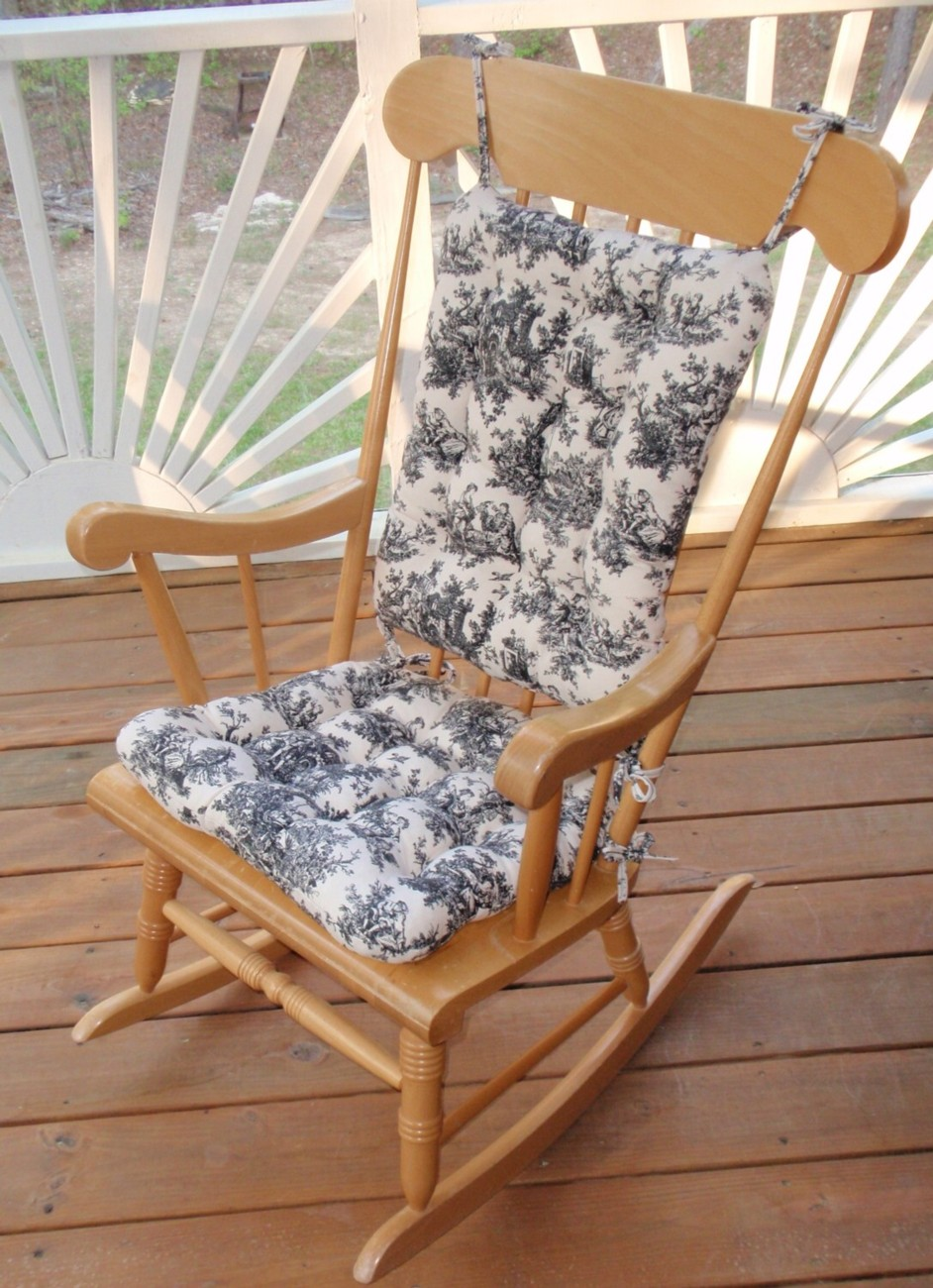 Cool Rocking Chair Cushion Sets And More Clearance Uwap Interior Chair Design Uwaporg