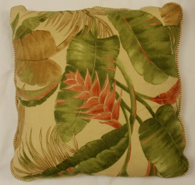 La Selva Toss Pillow