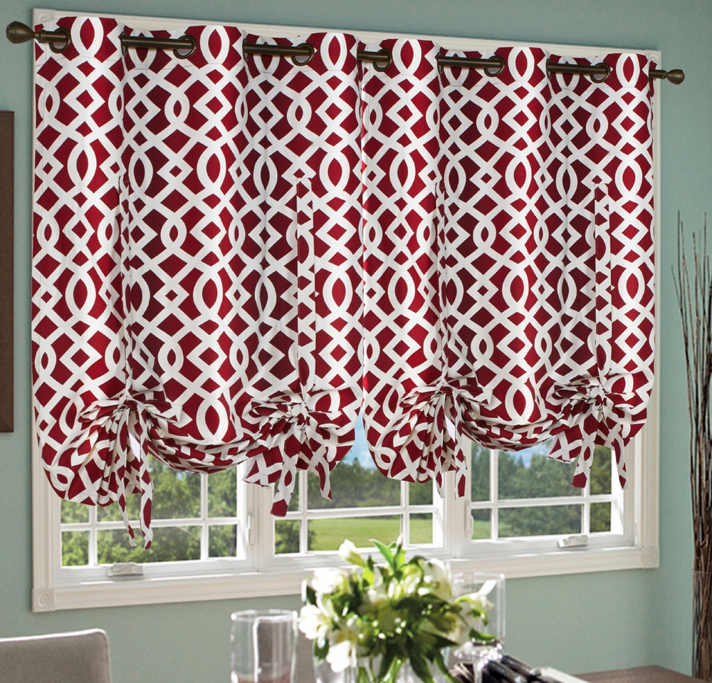up style curtain top kitchen window home from tab balcony tie sheer shade roman item living valance brand room wave voile colors european in curtains embroidery ribbon blind panel cortinas