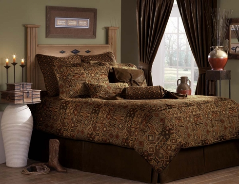 El Paso Comforter Set t -  Victor Mill - SOLD OUT