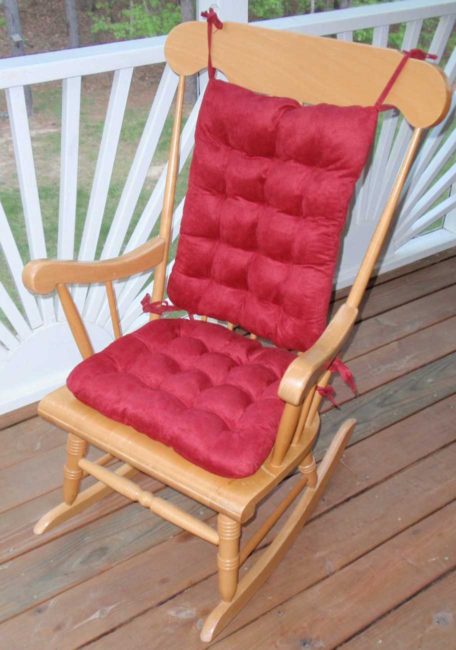 Cushions chair pads and more - Rocking Chair Cushion Sets Closeout