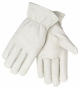 Black Stallion Drivers Gloves - Grain Cowhide 91