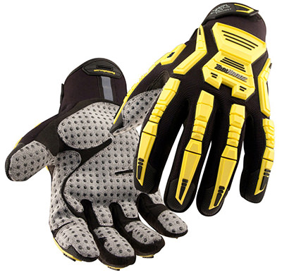 Black Stallion ToolHandz Mechanic's Gloves - Synthetic Leather GX105