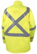 Black Stallion TruGuard 250 Hi-Vis Class 3 FR Cotton Jacket JF1117-HY