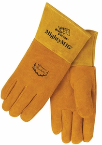 Black Stallion Welding Gloves - Mighty MIG 39