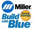 Miller Build With Blue™ Spring Savings Promotion