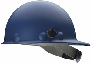 Fibre-Metal Roughneck Blue Hard Hat P2HNQRW71A