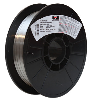316LSi Stainless Steel MIG Welding Wire - 10# Spool