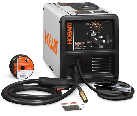 Hobart Handler 130 Wire Feed Welder 500568