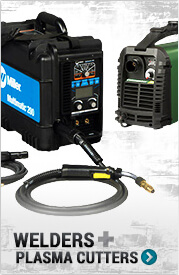 Welders and Plasma Cutters
