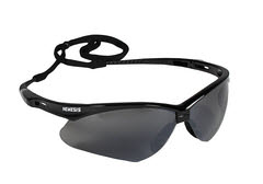 Jackson Nemesis Safety Spectacle - Smoke Lens 25688