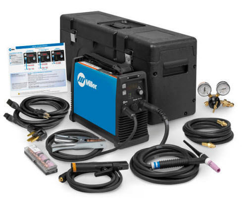 Maxstar 161 STL TIG/Stick Welder Package 907710001