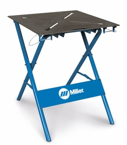 Miller ArcStation 30FX Welding Table 300837
