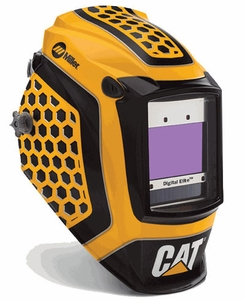 Miller CAT Welding Helmet - Digital Elite Lens 268618