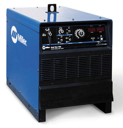 Miller Gold Star 652 Stick Welder 903402