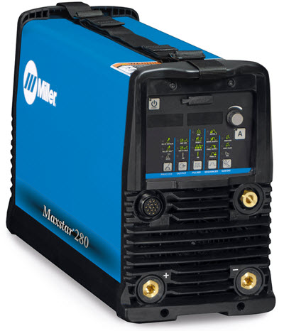 Miller Maxstar 280 DX TIG Welder With CPS 907539