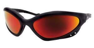 Miller Safety Glasses - Shade 3 Lens w/Black Frame 235662