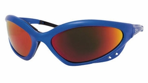 Miller Safety Glasses - Shade 3 Lens w/Blue Frame 235661