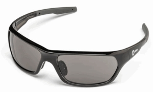 Miller Slag Black Smoke Safety Glasses 272203