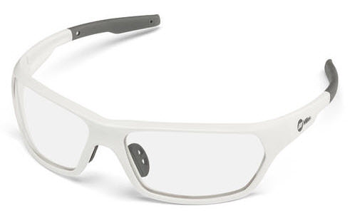 Miller Slag White Clear Safety Glasses 272206