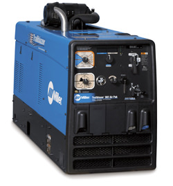 Miller Trailblazer 302 Air Pak Welder 907549001