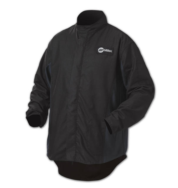 Miller Welding Jacket - WeldX CarbonX Fabric 247114