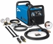 Millermatic 211 MIG Welder With Advanced Auto-Set And Cart 951603