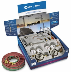 Smith Welding & Cutting Outfit - Heavy Duty Series 40 HBA-40300