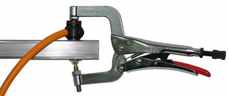 Strong Hand Ground Hog 500 Amp Ground Clamp - GP950