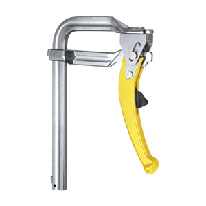 Strong Hand Welding Clamp - Ratchet Clamp UF65R