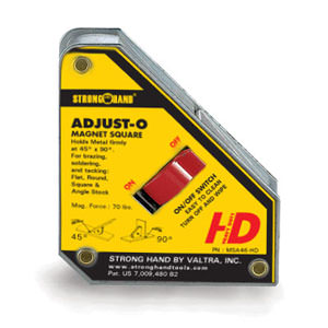 Strong Hand Welding Magnet - Heavy Duty On/Off MSA46-HD