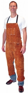 Tillman Leather Split Leg Bib Apron 3849