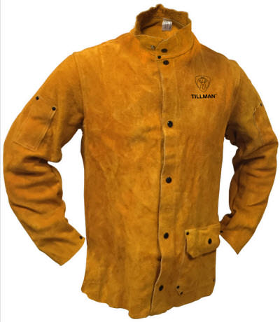Tillman Leather Welding Jacket - Split Cowhide 3280
