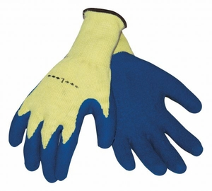 Tillman String Knit Gloves - Latex Dipped 1760