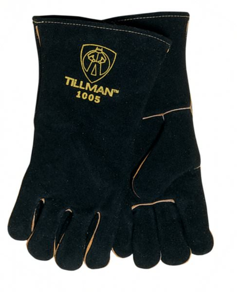 Tillman Welding Gloves - Black Cowhide 1005