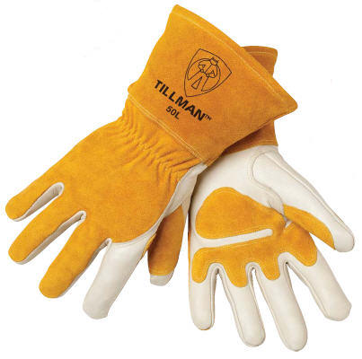 Tillman Welding Gloves - Cowhide MIG Glove 50