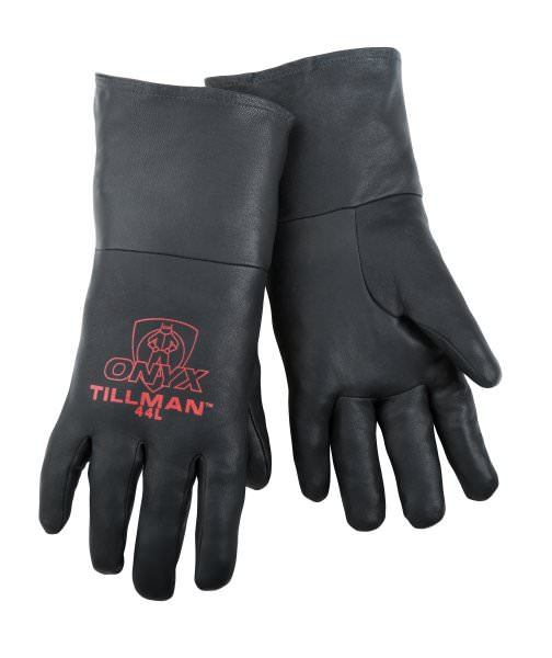 Tillman Welding Gloves - Kidskin TIG Glove ONYX Black 44