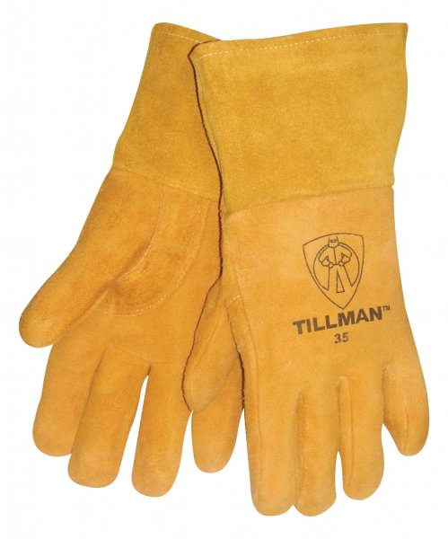 Tillman Welding Gloves - Top Grain Deerskin MIG Glove 35