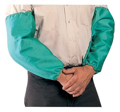 Tillman Welding Sleeves - Green FR Cotton Whipcord 6218WC
