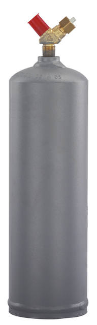 TurboTorch Acetylene Cylinder - 10 Cubic Foot (MC)  0916-0002