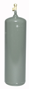 TurboTorch Acetylene Cylinder - 40 Cubic Foot (B) 0916-0005